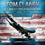 Cover-Bild zu Die Macht des Präsidenten (Audio Download) von Clancy, Tom