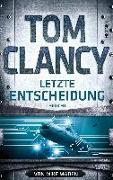 Cover-Bild zu Letzte Entscheidung von Clancy, Tom