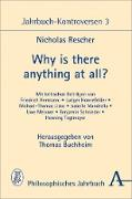Cover-Bild zu Rescher, Nicholas: Why is there anything at all? (eBook)