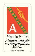 Cover-Bild zu Allmen und die verschwundene María von Suter, Martin