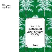Cover-Bild zu Zwei Fremde im Zug (Audio Download) von Highsmith, Patricia