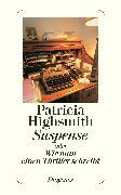 Cover-Bild zu Suspense von Highsmith, Patricia