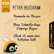 Cover-Bild zu Hummeln im Herzen / Wenn Schmetterlinge Loopings fliegen / Glück ist, wenn man trotzdem liebt von Hülsmann, Petra
