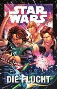 Cover-Bild zu Gillen, Kieron: Star Wars Comics: Die Flucht