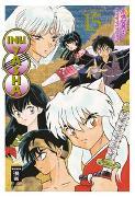 Cover-Bild zu Takahashi, Rumiko: Inu Yasha New Edition 15