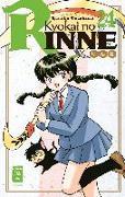 Cover-Bild zu Takahashi, Rumiko: Kyokai no RINNE 24
