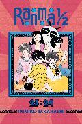 Cover-Bild zu Rumiko Takahashi: Ranma 1/2 (2-in-1 Edition) Volume 12