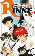 Cover-Bild zu Takahashi, Rumiko: Kyokai no RINNE 26