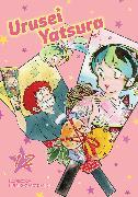 Cover-Bild zu Takahashi, Rumiko: Urusei Yatsura, Vol. 12