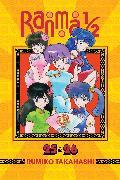 Cover-Bild zu Rumiko Takahashi: Ranma 1/2 (2-in-1 Edition) Volume 13