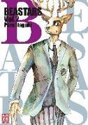 Cover-Bild zu Itagaki, Paru: Beastars - Band 2