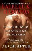 Cover-Bild zu Hamilton, Laurell K.: Never After