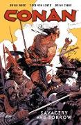 Cover-Bild zu Wood, Brian: Conan Omnibus Volume 6