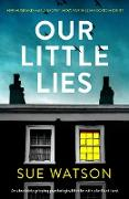 Cover-Bild zu Our Little Lies (eBook) von Watson, Sue