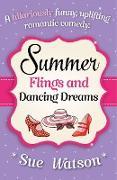 Cover-Bild zu Summer Flings and Dancing Dreams (eBook) von Watson, Sue
