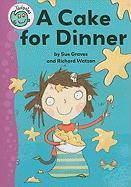 Cover-Bild zu A Cake for Dinner von Graves, Sue