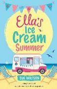 Cover-Bild zu Ella's Ice-Cream Summer von Watson, Sue