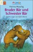 Cover-Bild zu Bruder Bär und Schwester Bär