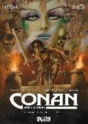 Cover-Bild zu Howard, Robert E.: Conan der Cimmerier: Der Gott in der Schale