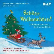 Cover-Bild zu Schöne Weihnachten! Lieblingsgeschichten für Groß und Klein (Audio Download) von Scherz, Oliver