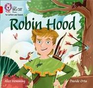 Cover-Bild zu Robin Hood von Hemming, Alice