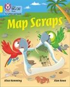 Cover-Bild zu Map Scraps von Hemming, Alice