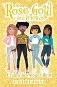 Cover-Bild zu Oralie Sands (Rose Gold and Friends #4) von Hemming, Alice