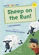 Cover-Bild zu Sheep on the Run (Early Reader) von HEMMING, ALICE