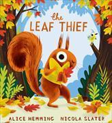 Cover-Bild zu The Leaf Thief (PB) von Hemming, Alice