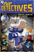 Cover-Bild zu Gumpaw, Felix: Ghosts, Goblins, and Ninjas!