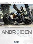 Cover-Bild zu Istin, Jean-Luc: Androiden 01. Wiederauferstehung
