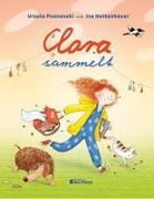 Cover-Bild zu Clara sammelt von Poznanski, Ursula