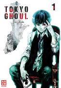 Cover-Bild zu Ishida, Sui: Tokyo Ghoul 01