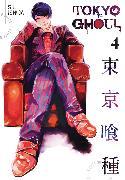 Cover-Bild zu Ishida, Sui: Tokyo Ghoul, Vol. 4