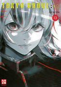 Cover-Bild zu Ishida, Sui: Tokyo Ghoul:re 13