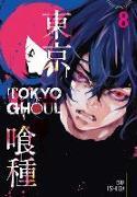 Cover-Bild zu Ishida, Sui: Tokyo Ghoul, Vol. 8