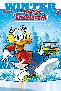 Cover-Bild zu Lustiges Taschenbuch Winter 02 (eBook) von Disney, Walt