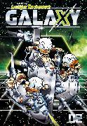 Cover-Bild zu Lustiges Taschenbuch Galaxy 02 (eBook) von Disney, Walt