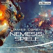 Cover-Bild zu Nemesis-Spiele (Audio Download)