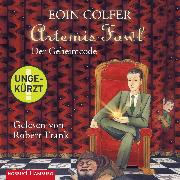 Cover-Bild zu Artemis Fowl - Der Geheimcode (Audio Download)