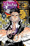 Cover-Bild zu Koyoharu Gotouge: Demon Slayer: Kimetsu no Yaiba, Vol. 15