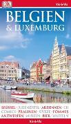 Cover-Bild zu Vis-à-Vis Reiseführer Belgien & Luxemburg