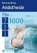 Cover-Bild zu Facharztprüfung Anästhesie (eBook) von Braun, Roland