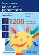 Cover-Bild zu Facharztprüfung Kinder- und Jugendmedizin von Koch, Hans-Georg