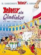 Cover-Bild zu Uderzo, Albert (Illustr.): Asterix als Gladiator
