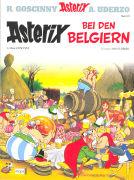 Cover-Bild zu Goscinny, René: Asterix bei den Belgiern