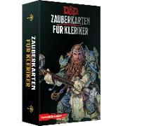 Cover-Bild zu Dungeons & Dragons - Zauberkarten für Kleriker von Mearls, Mike