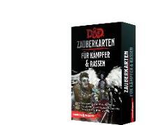 Cover-Bild zu Dungeons & Dragons - Zauberkarten für Kämpfer & Rassen von Mearls, Mike