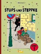 Cover-Bild zu Hergé,: Stups und Steppke 1
