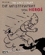 Cover-Bild zu Hergé,: Tim und Struppi - Hergés Meisterwerk